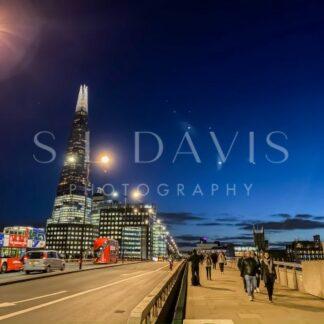 A Shard of Twilight - S L Davis Photography