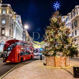 Christmas Sparkle in London - S L Davis Photography
