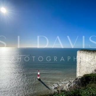 Beacon of Hope at Beachy Head - S L Davis Photography