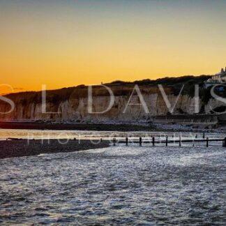 Sunset Horizon - S L Davis Photography