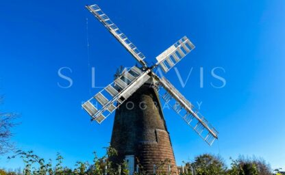 The Old Windmill - S L Davis Photography